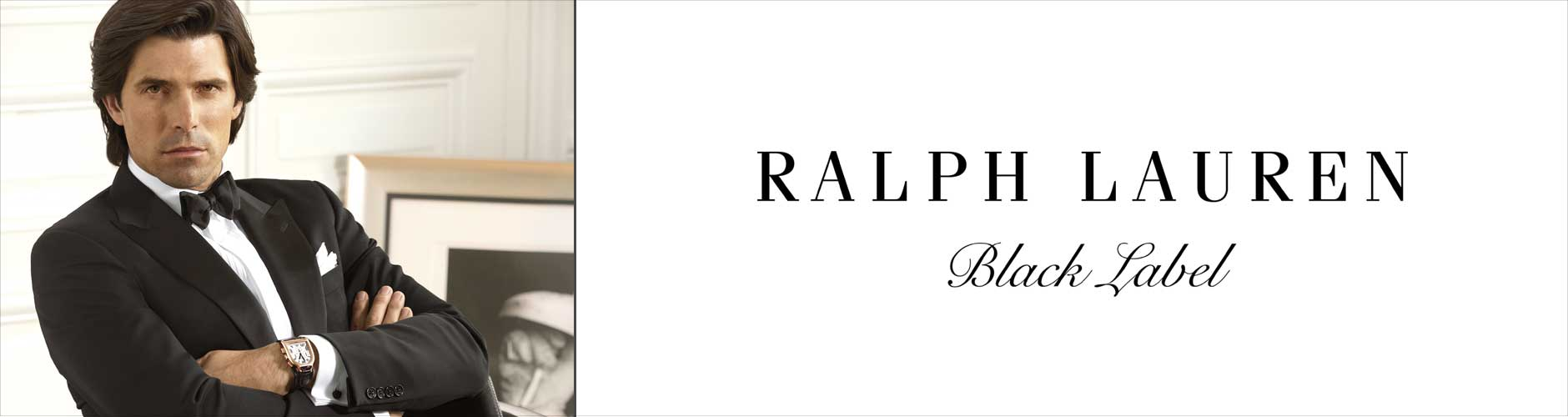 Ralph Lauren Black Label Mens