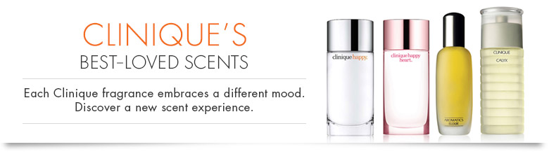 Clinique: Fragrance