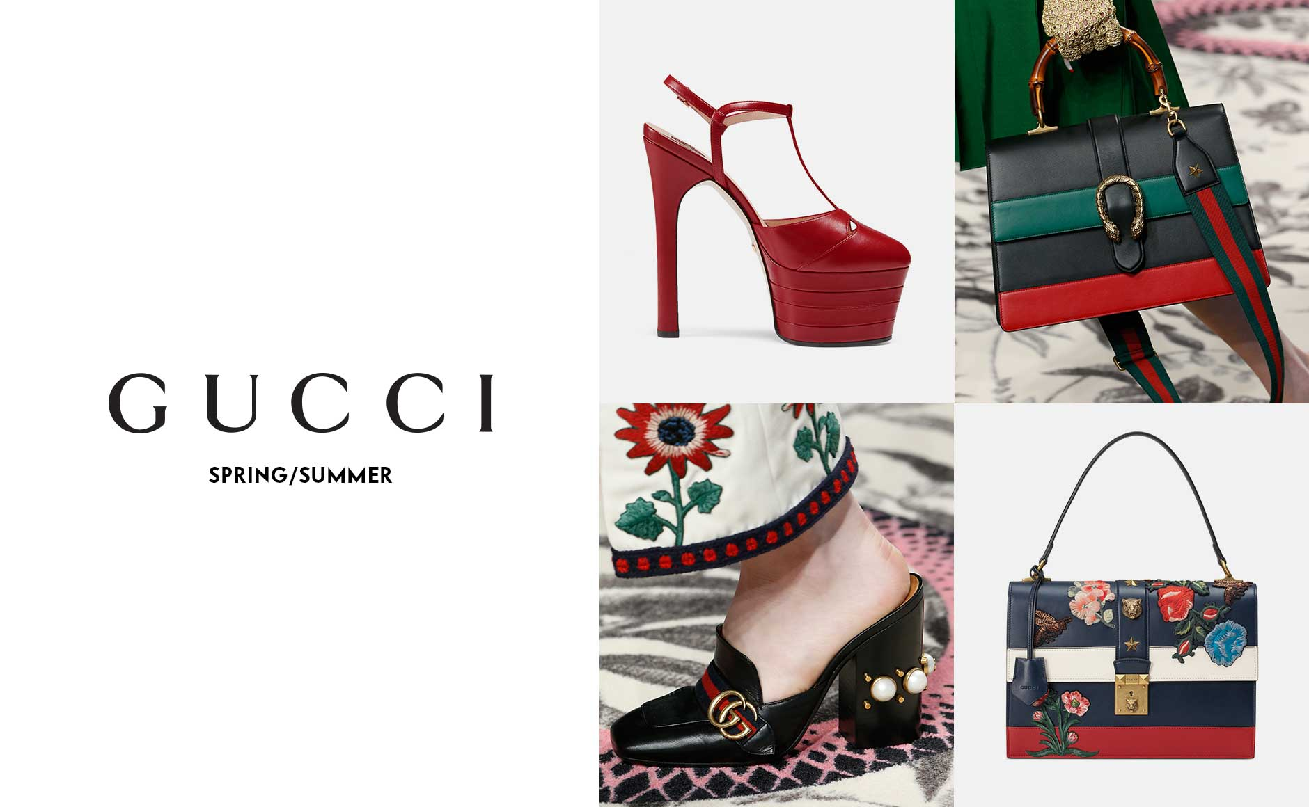 Gucci - Spring/Summer