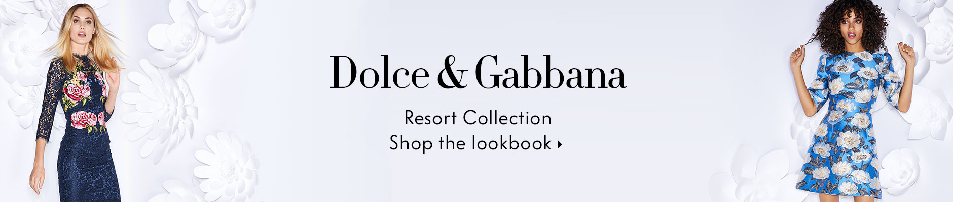 Dolce Gabbana Lookbook