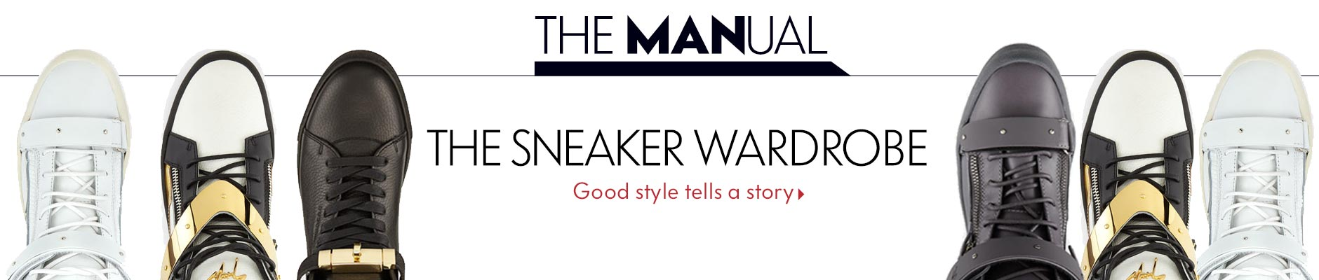 InSite: How to wear sneakers