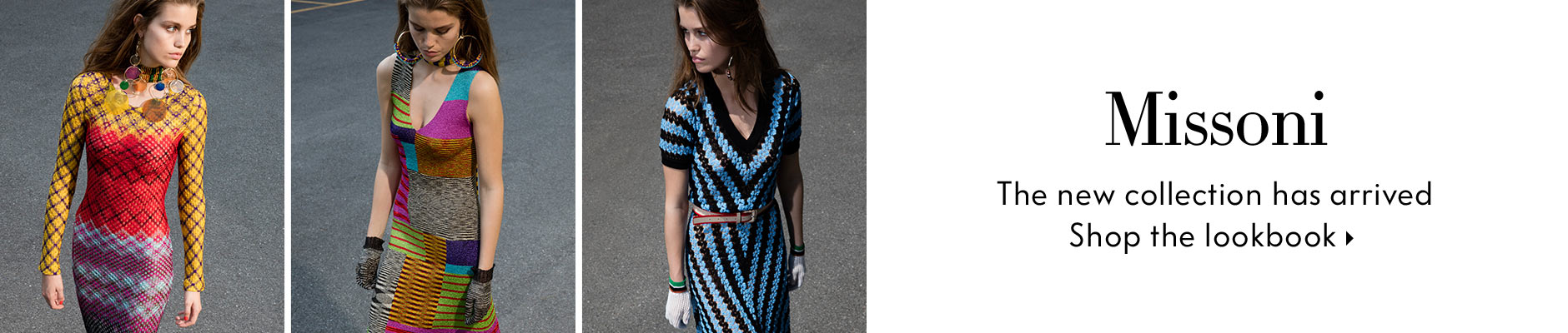 Missoni Lookbook