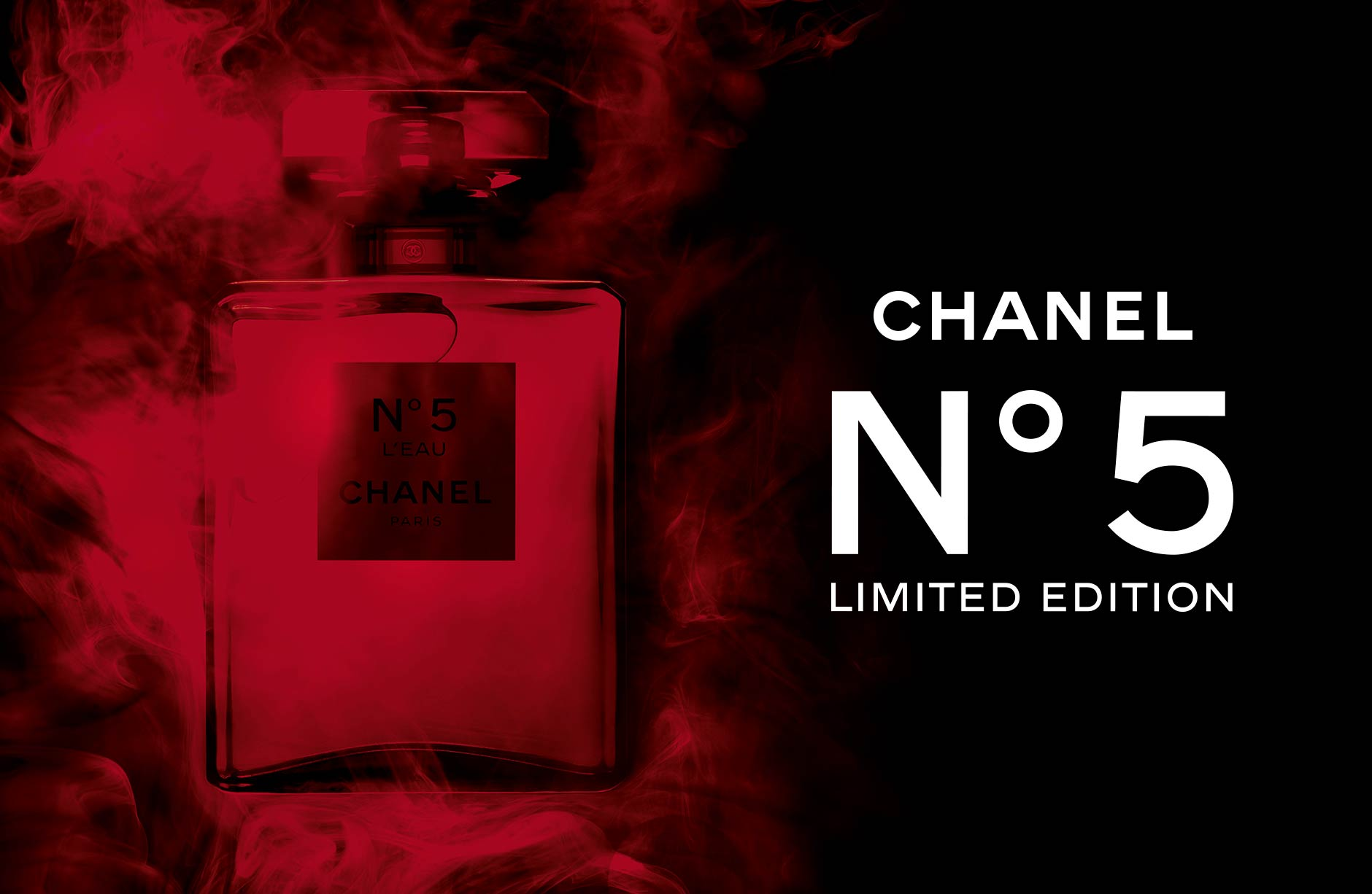 Chanel N5 - Limited Edition