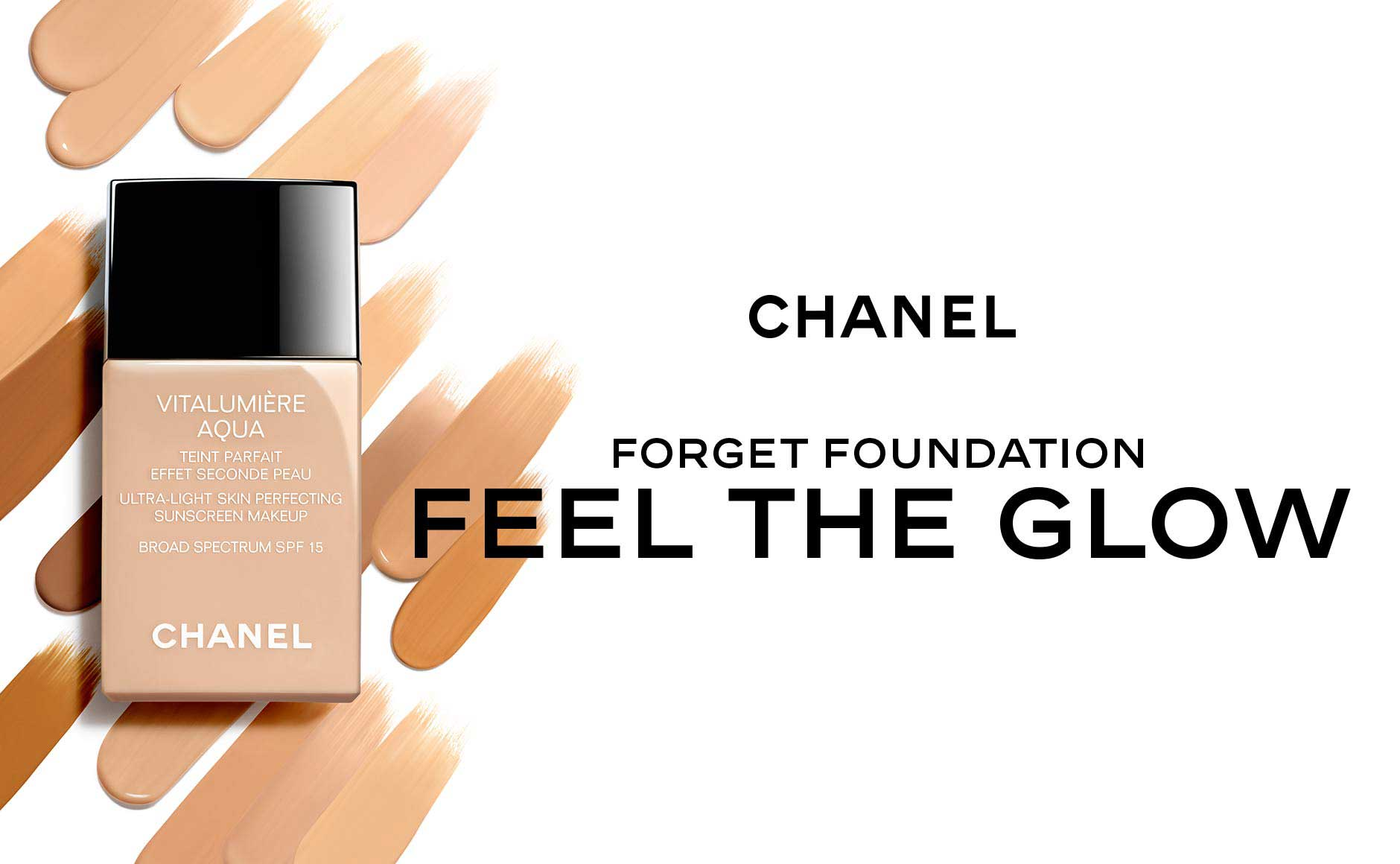 Chanel - Forget Foundation, Feel The Glow