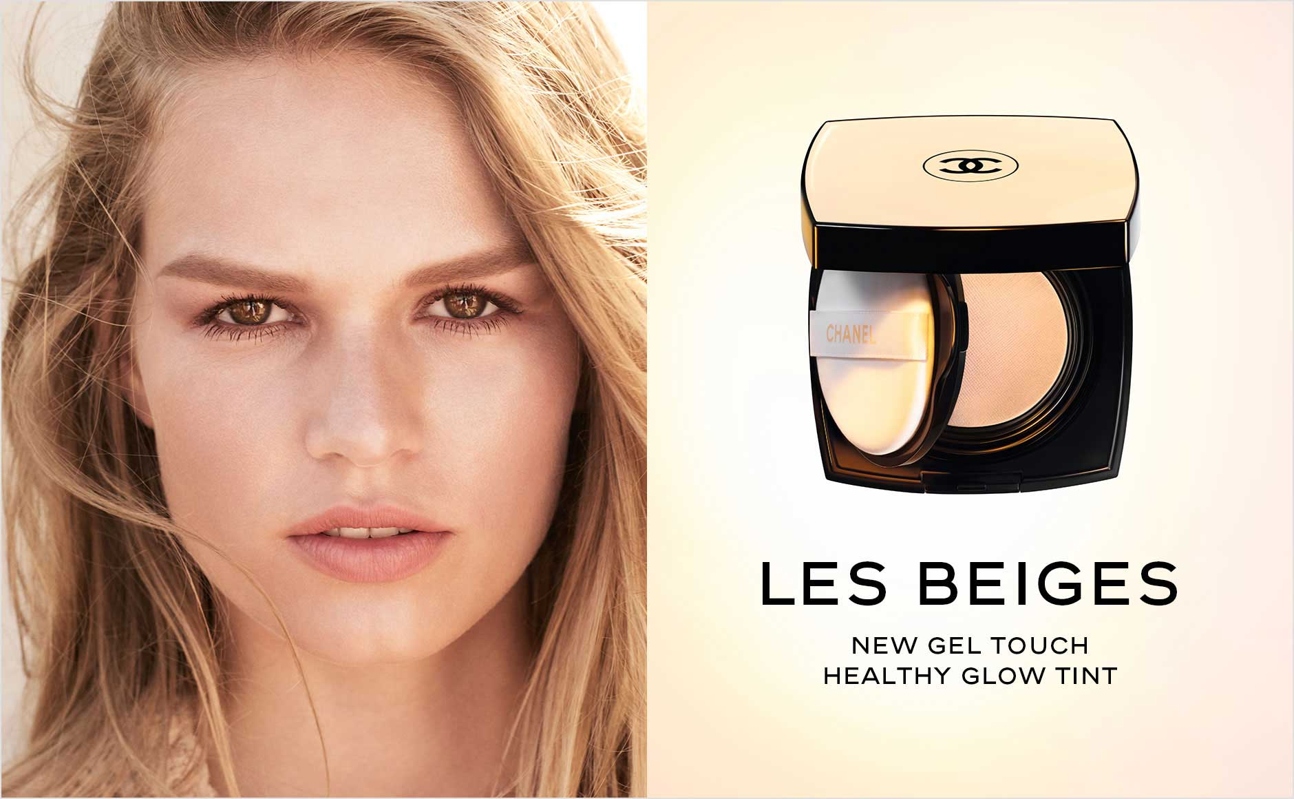Les Beiges - New gel touch healthy glow tint