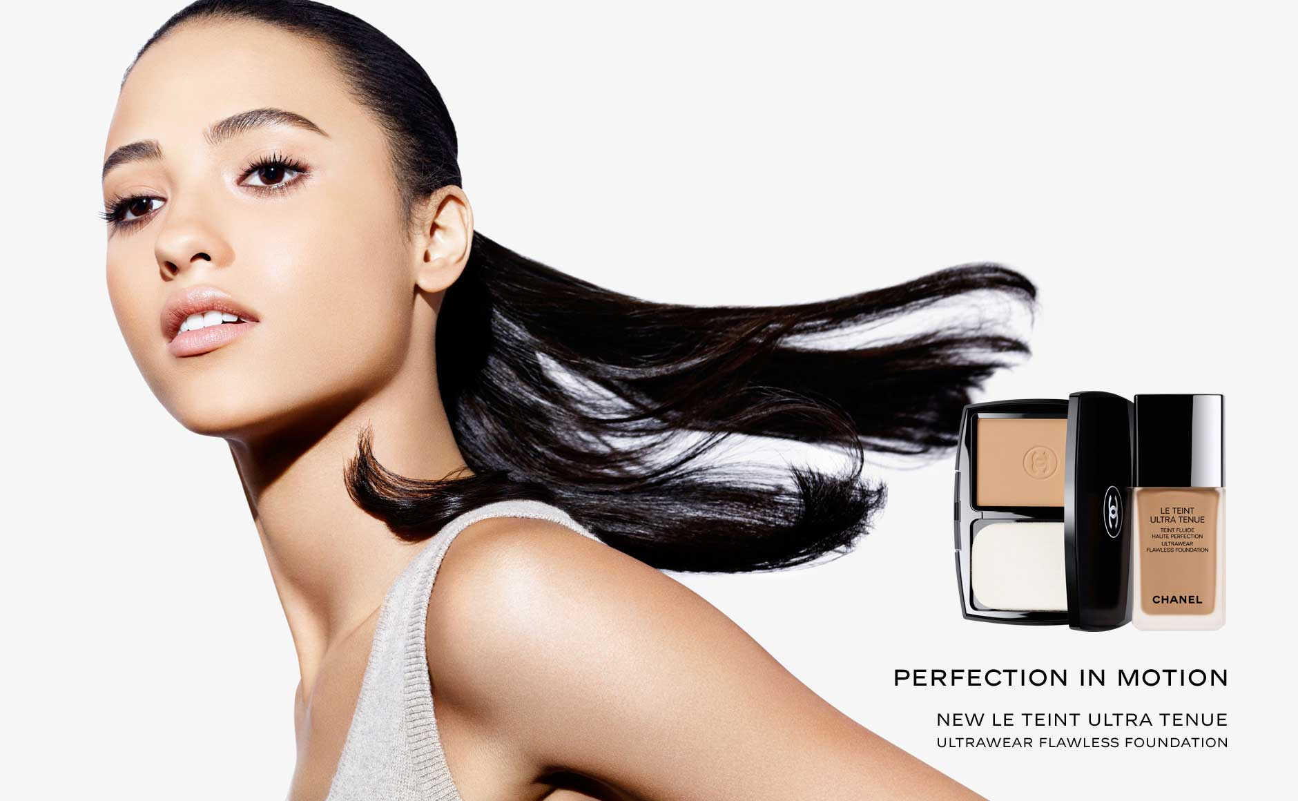 Perfection in Motion: New Le Teint Ultra Tenue - Ultrawear Flawless Foundation