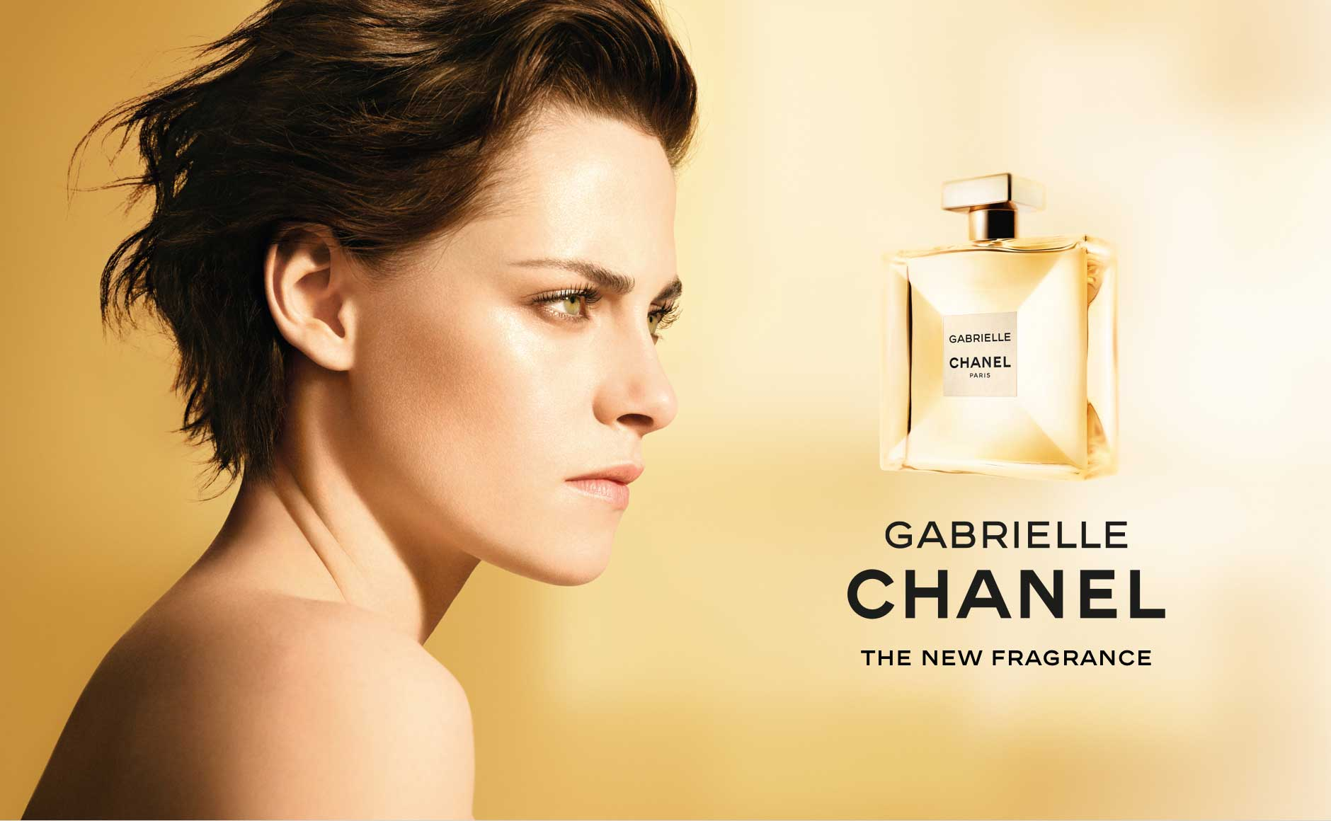 Gabrielle: Chanel - The New Fragrance