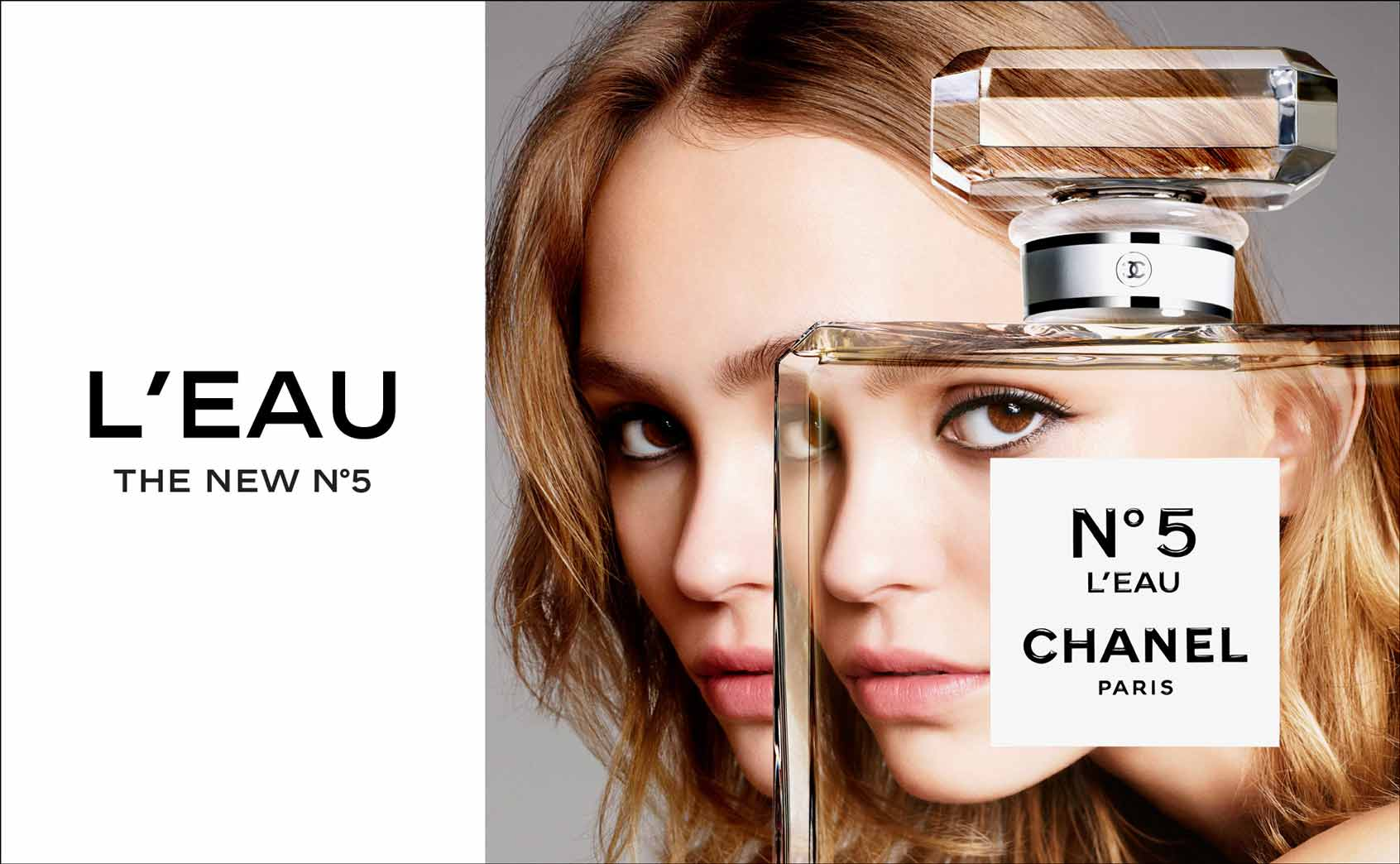 L'EAU: The New No5 - Chanel Paris
