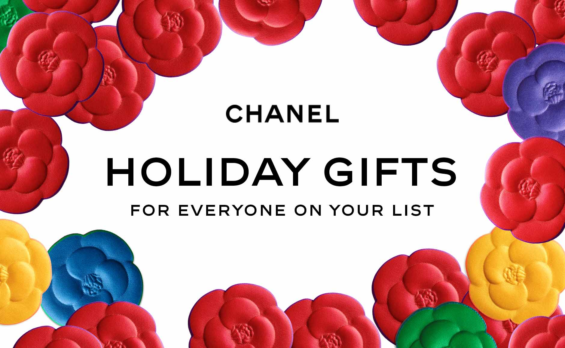 Chanel - Holiday Gifts For Everyone On Your List