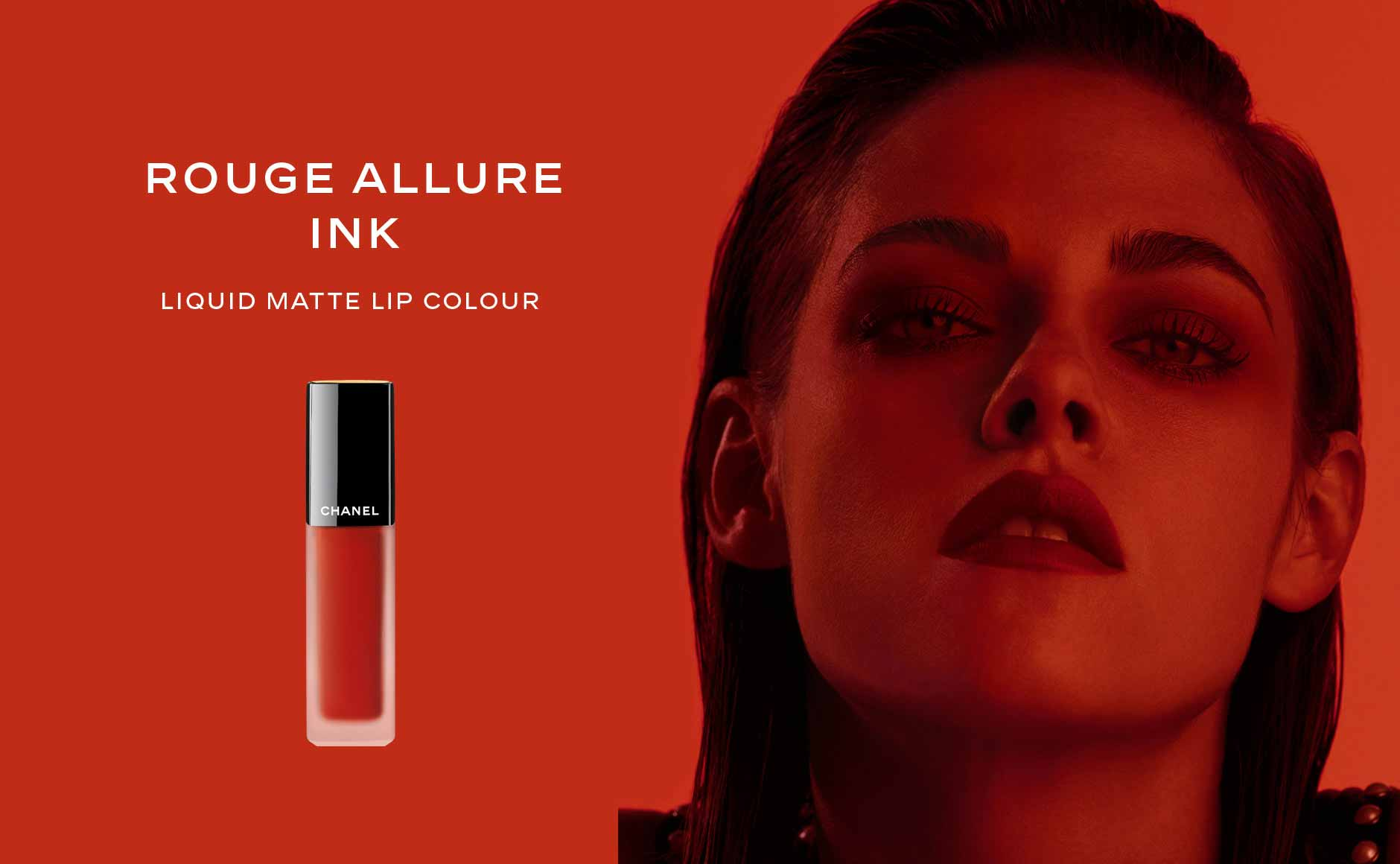 Rouge Allure Ink: Liquid Matte Lip Colour - Chanel