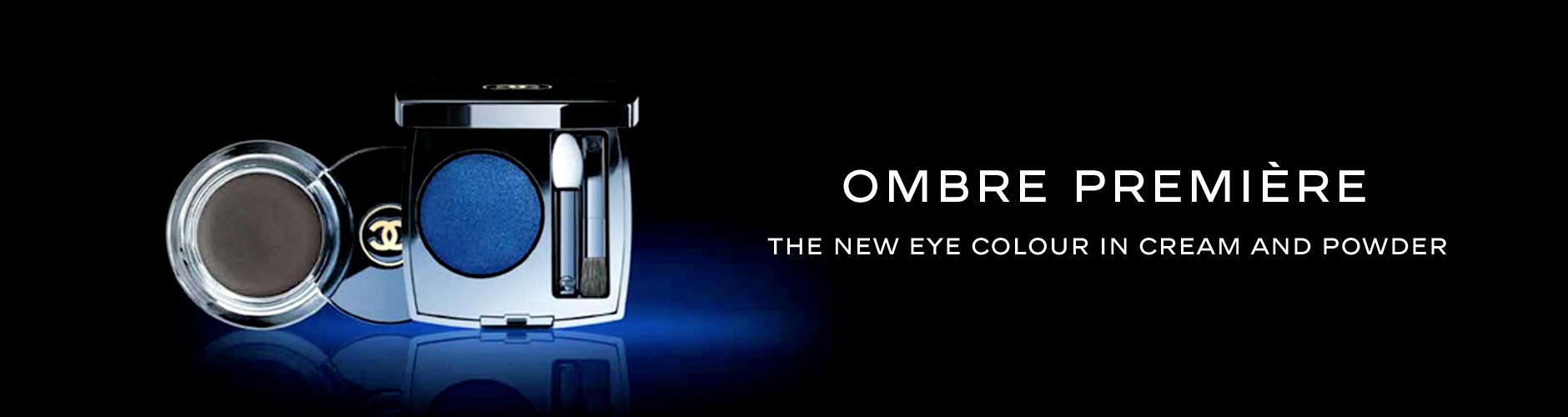 Ombre Premiere - The new eye colour in cream and powder