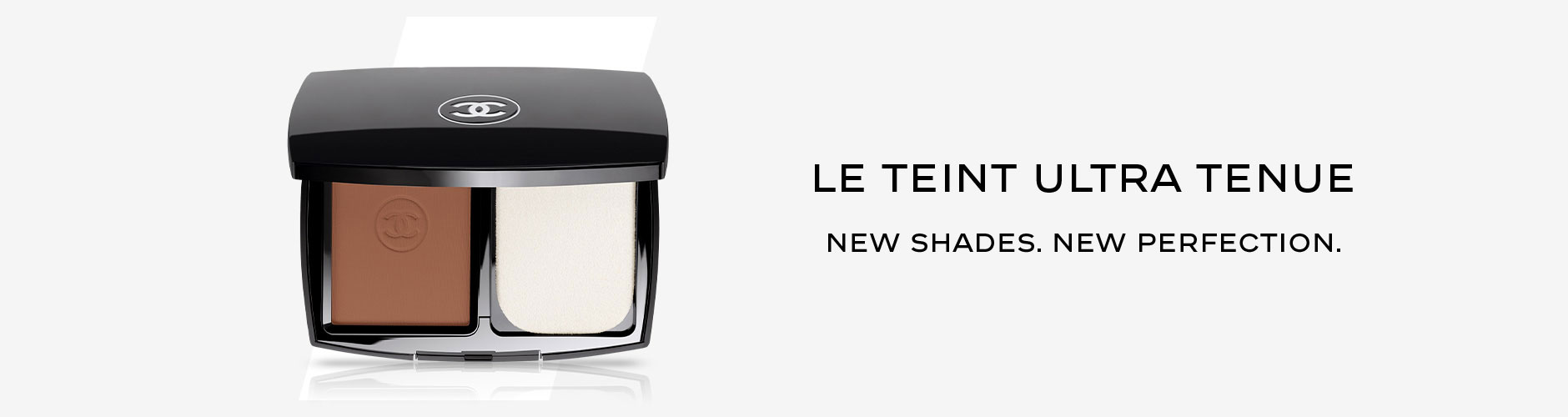 Le Teint Ultra Tenue - New Shades. New Perfection.