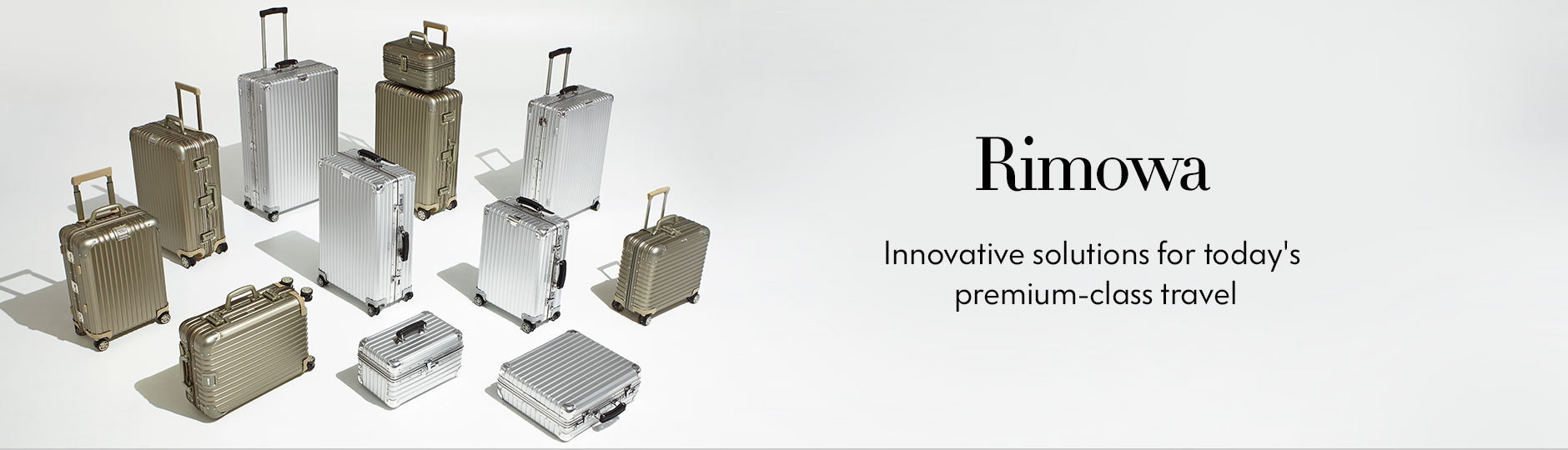 Rimowa - Innovative solutions for today's premium-class travel