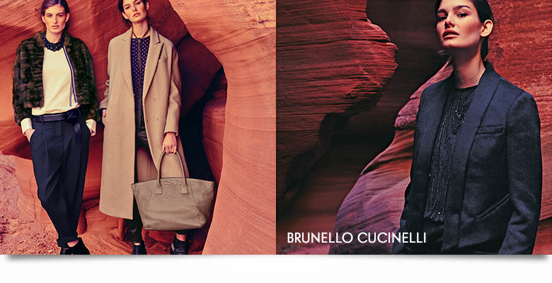 Brunello Cucinelli Lookbook