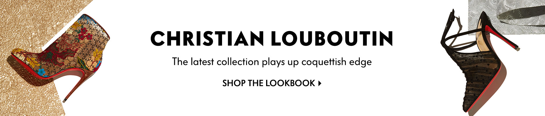 Christian Louboutin Lookbook