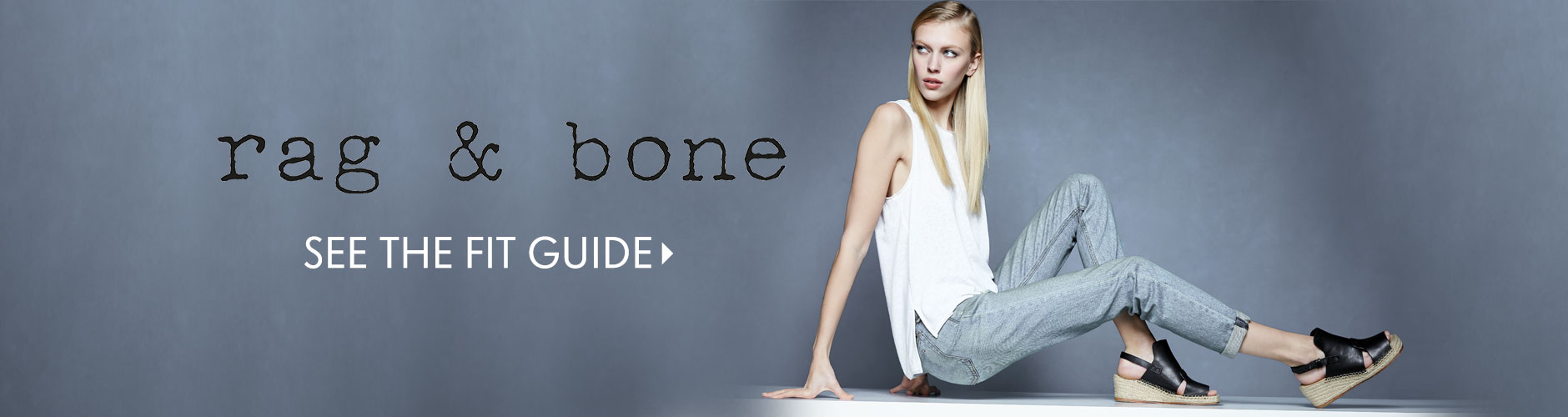 Rag & Bone Fit Guide