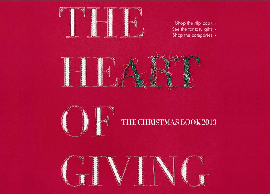 Neiman Marcus Christmas Book 2013