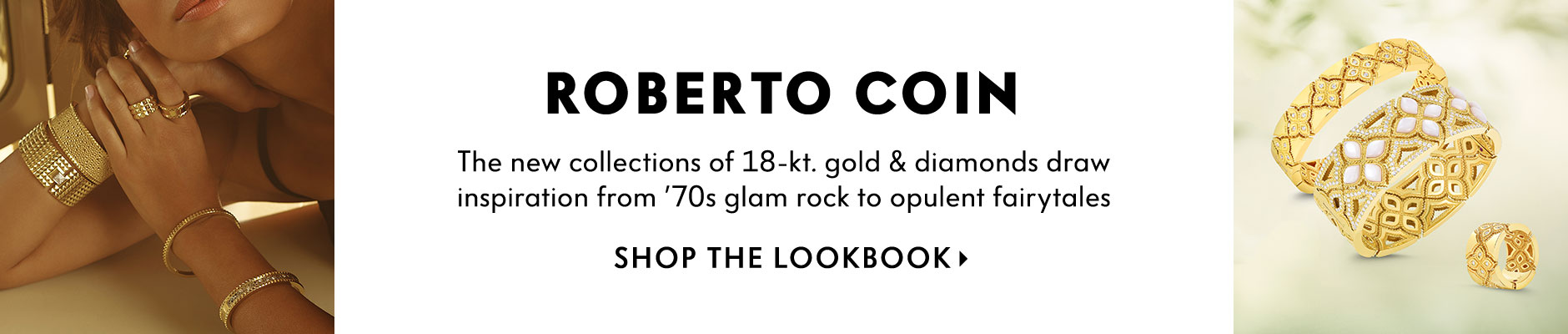 Roberto Coin Lookbook