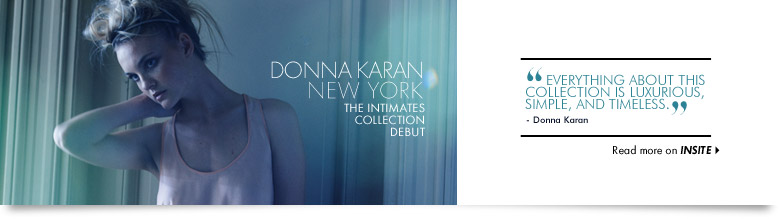 Donna Karan New York: The Intimate Collection