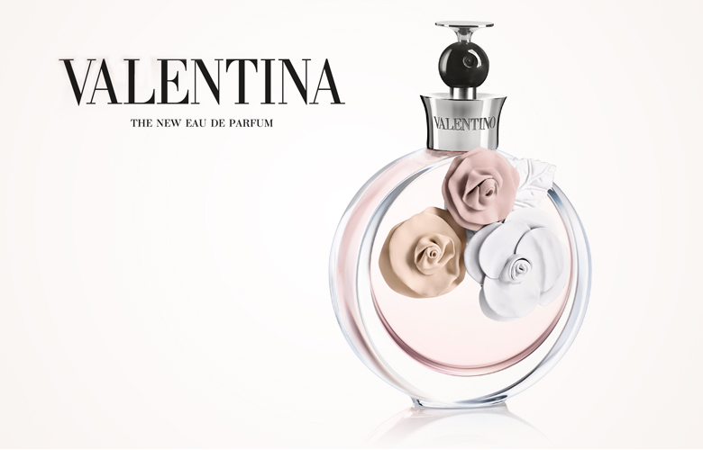 Valentina: The New Eau de Parfum