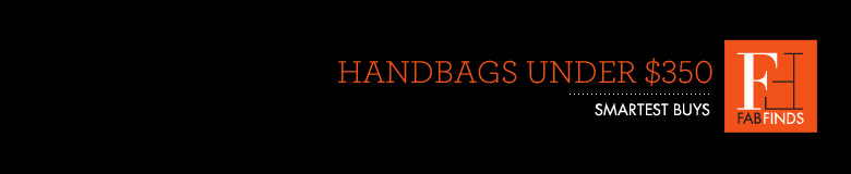 Fab Finds: Handbags under $350