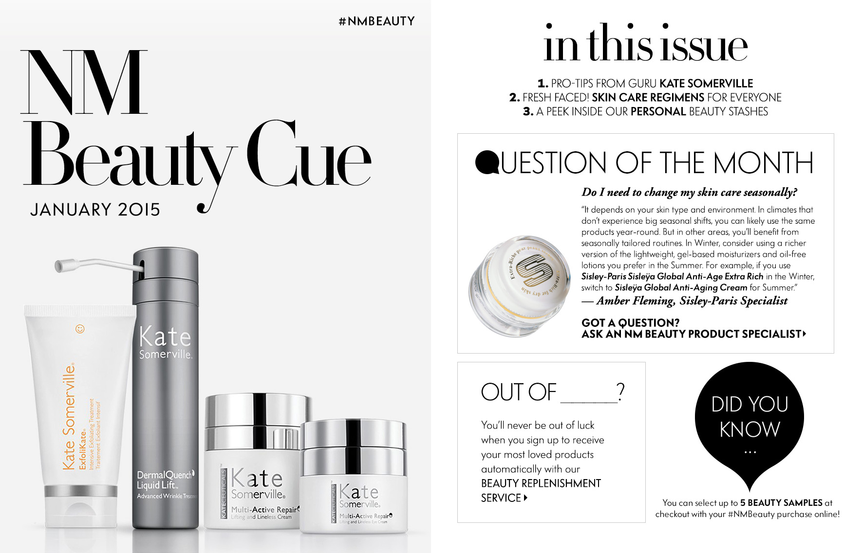 The Beauty Cue: January 2015