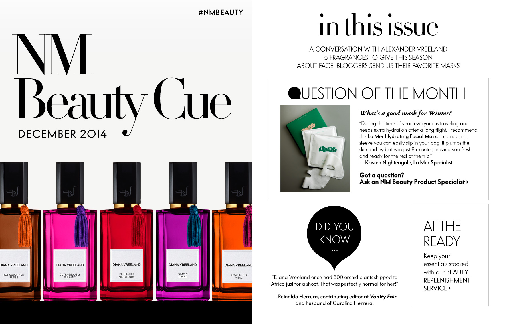The Beauty Cue: December 2014