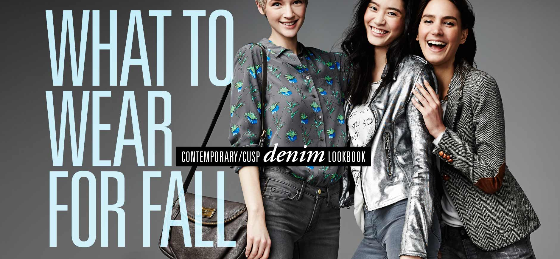 Contemporary/CUSP Denim Trends