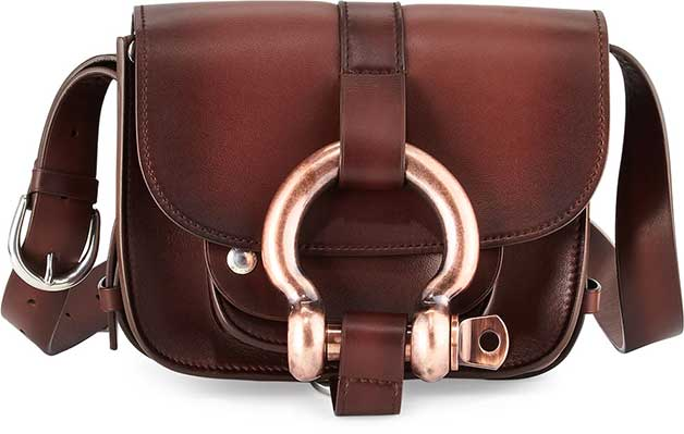 Small Hook Satchel