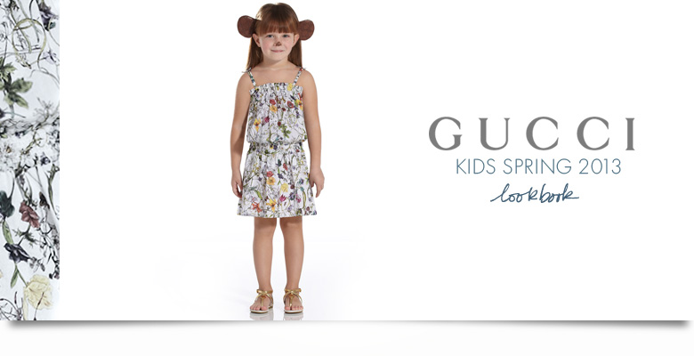 Lookbook: Gucci Kids