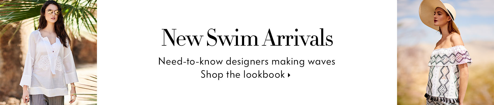 Swim Names to Know Lookbook