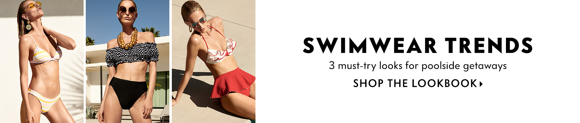 Swim Trend Lookbook