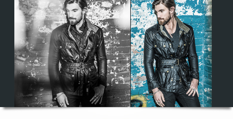 Belstaff 2014 Fall Lookbook