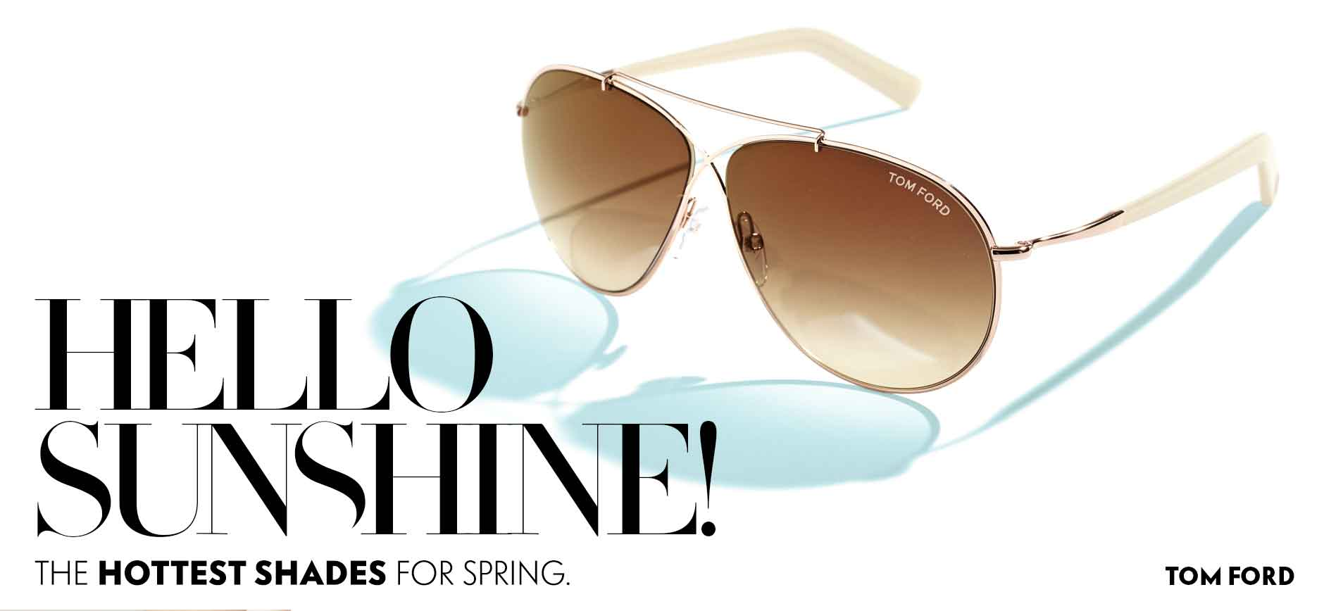Spring Sunglasses Lookbook