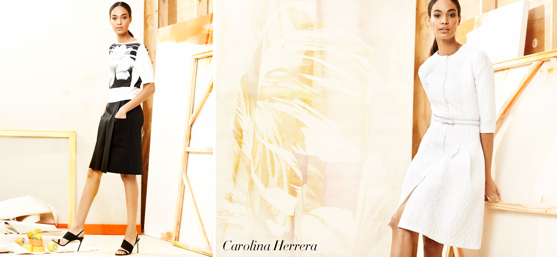 Carolina Herrera Spring Lookbook