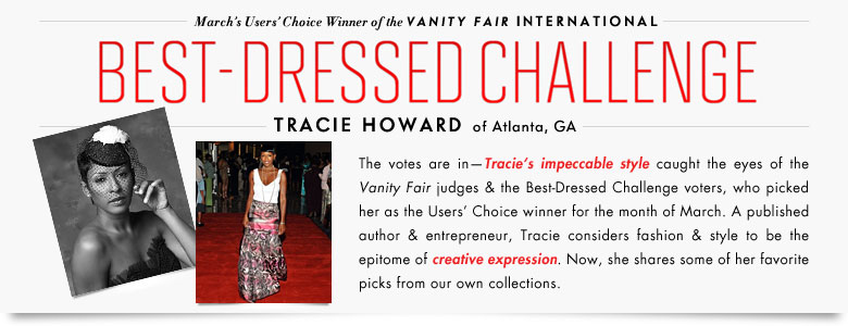 Users? Choice Winner - Tracie Howard