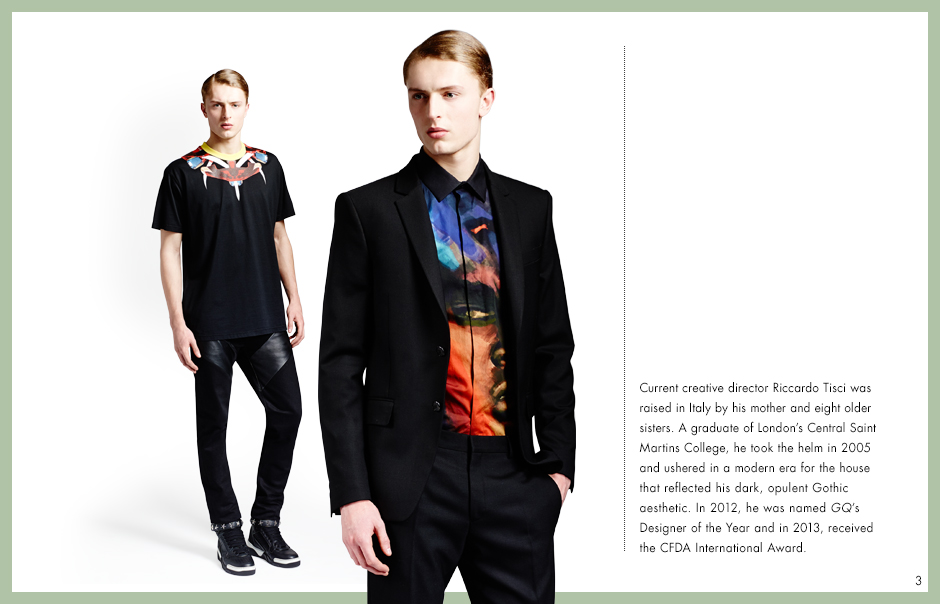 Look Who's Here: Givenchy