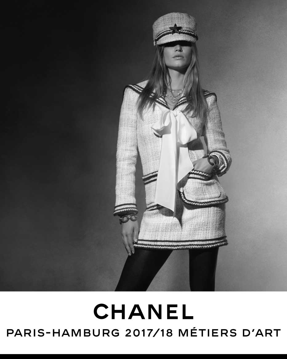 Chanel - Paris-Hamburg 2017/18 Metiers D'art