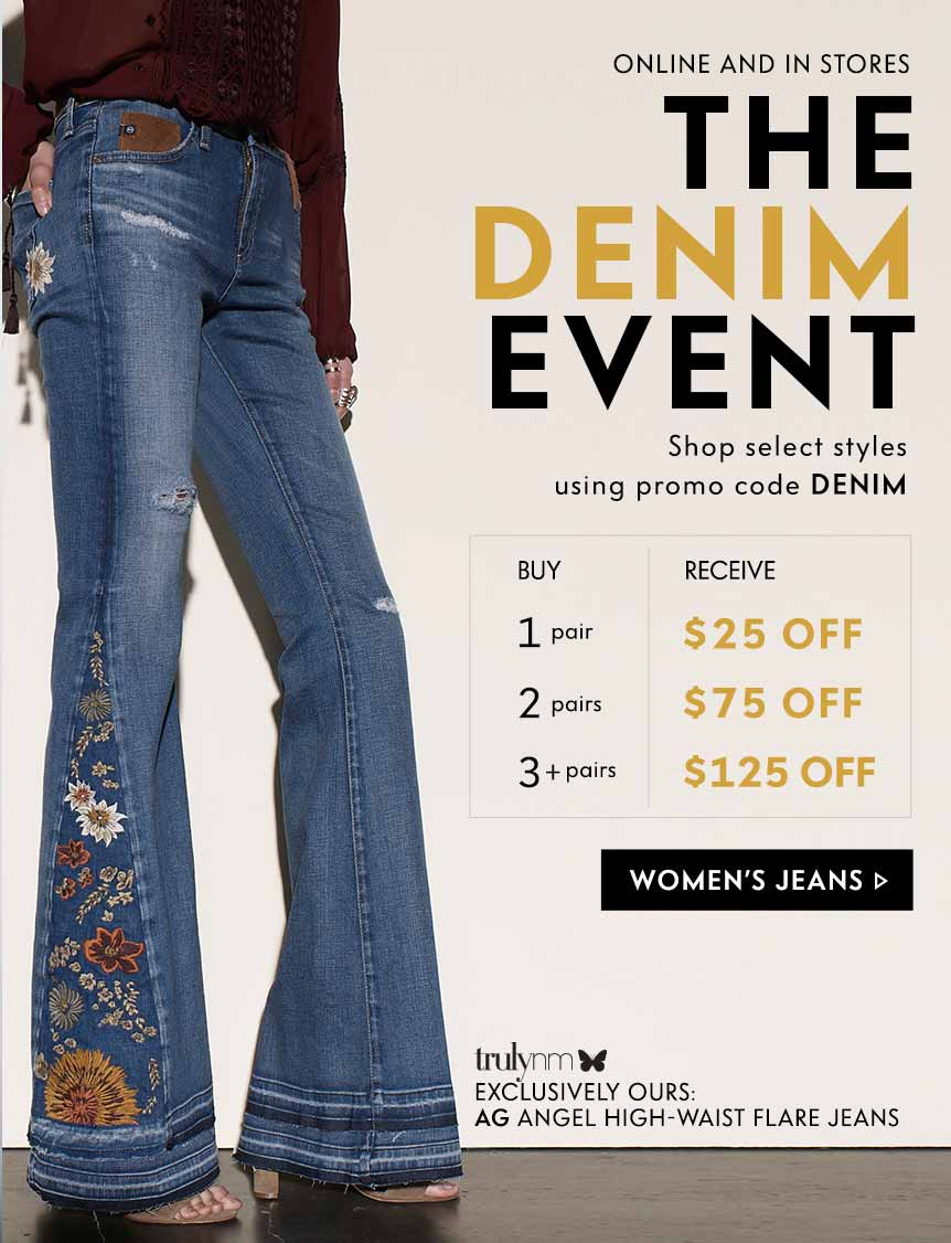 Denim Event