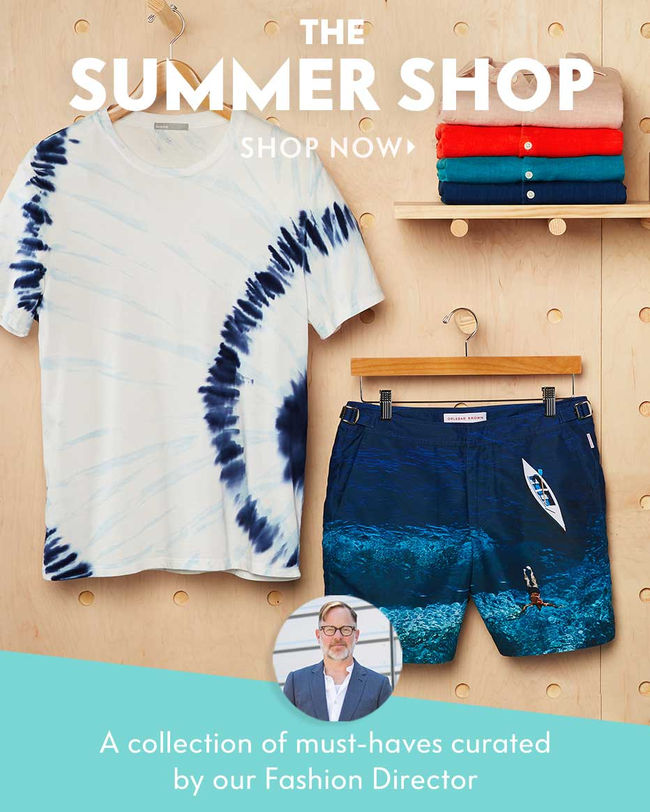 The Summer Shop - A collection of must-haves curated by our Fashion Director