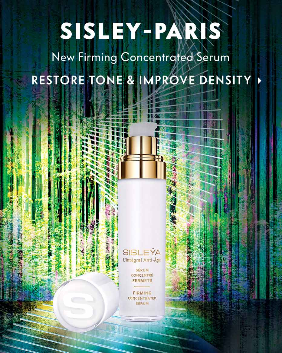 Sisley-Paris: New Firming Concentrated Serum - Restore Tone & Improve Density