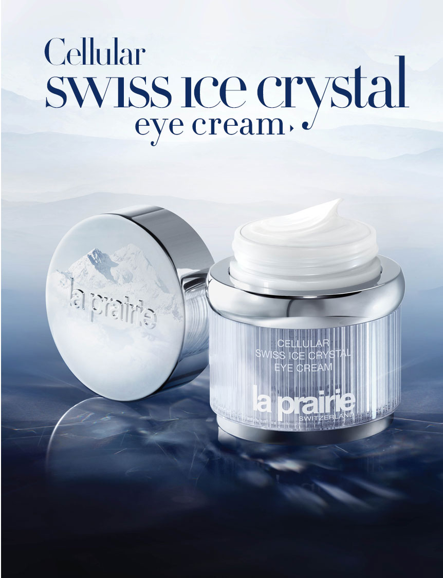La Prairie Cellular Swiss Eye Launch