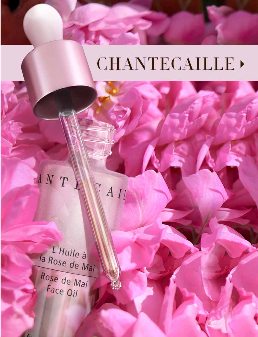 Chantecaille Rose Oil
