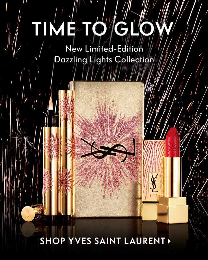 Time To Glow - New Limited-Edition Dazzling Lights Collection