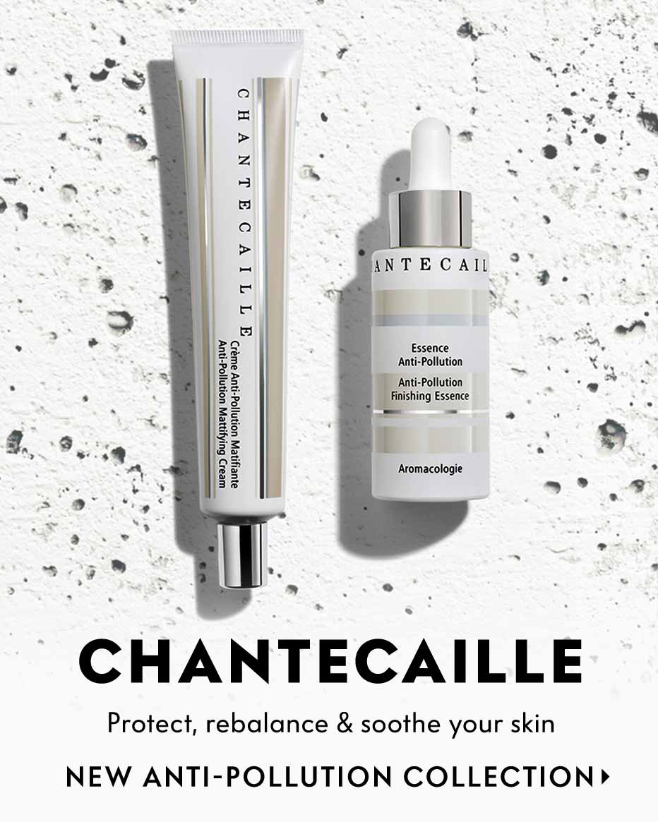 Chantecaille - Protect, rebalance & soothe your skin - New anti-pollution collection