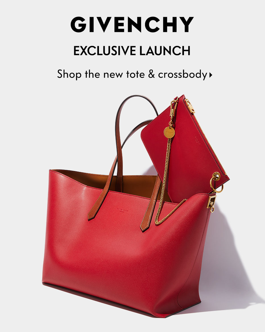 Givenchy: Exclusive Launch - Shop the new tote & crossbody