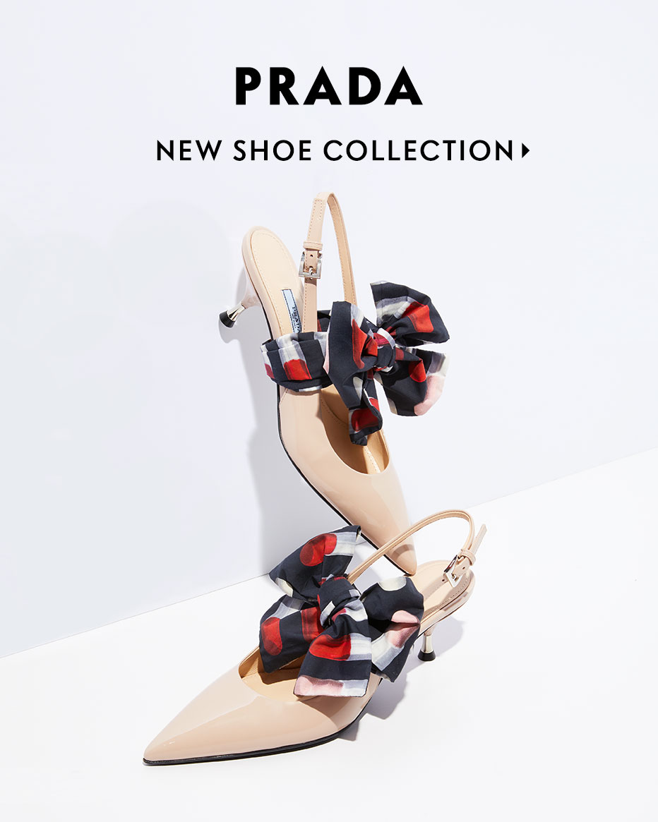 Prada - New Shoe Collection