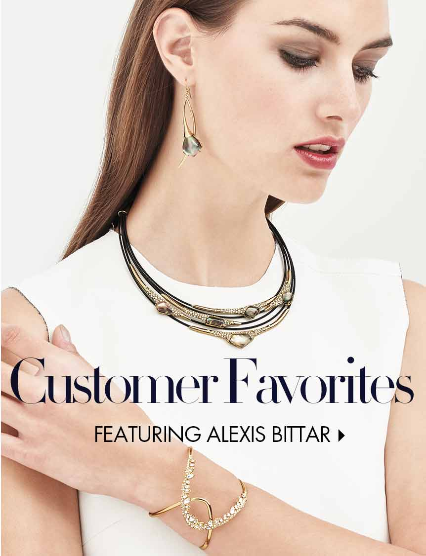 Evening Jewelry featuring Alexis Bittar