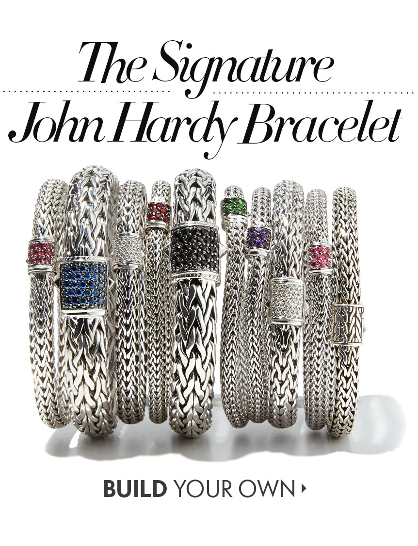 John Hardy: Build Your Own Custom Bracelet