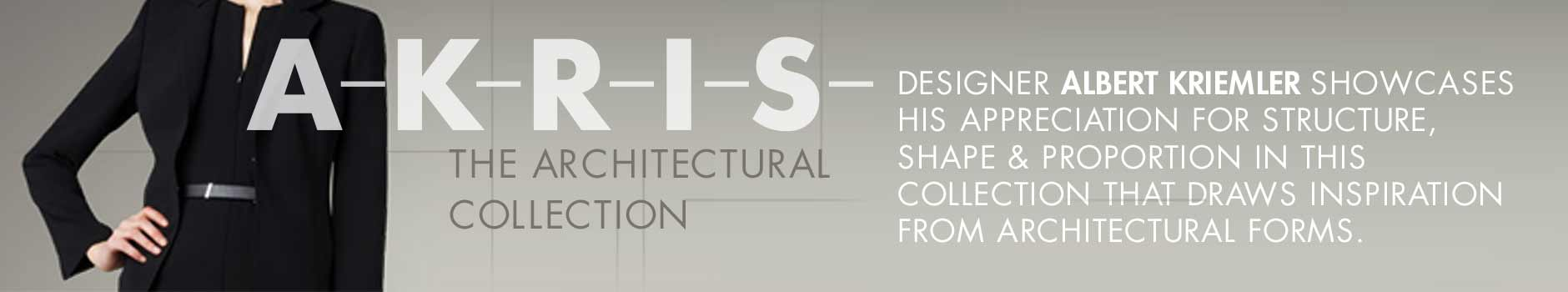 Akris: The Architectural Collection